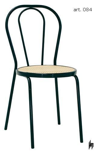 vebo stuhl thonet aus aluminium