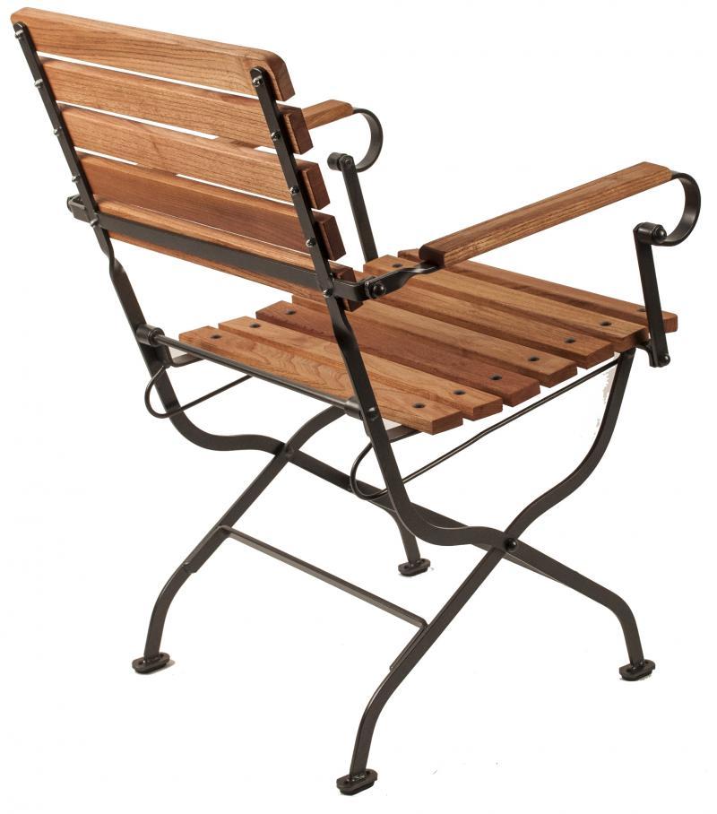 vebo stuhl verona mit armlehnen. Black Bedroom Furniture Sets. Home Design Ideas